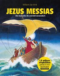 Jezus Messias -de man die de wereld verandert Vink, Willem de