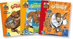 AVI leespakket GROEP 6 - Mijn vriend Gro -mijn vriend Grompf Nob
