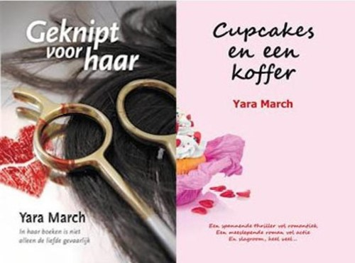 Geknipt voor haar / Cupcakes en een koff -combinatie-aanbieding March, Yara