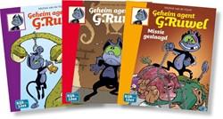 AVI leespakket GROEP 5 - Geheim agent G. -geheim agent G. Ruwel Van de Vijver, Michiel