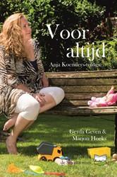 Anja Koenders-trilogie Voor altijd Geven, Gerda