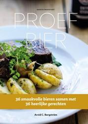 Proef Bier -36 combinatie van bier en eten Bergstrom, Arvid C.