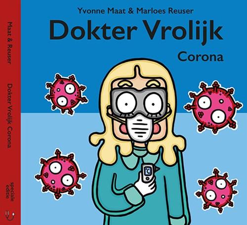 Dokter Vrolijk Corona Maat, Yvonne