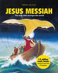 Jesus Messiah -the man who changed the world Vink, Willem de