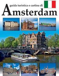 Amsterdam Stadsgids Italiaanse Editie in -AMSTERDAM STEDENGIDS MET STADS KAART Loo, Arthur van
