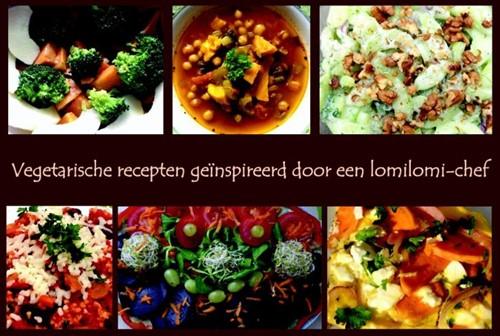 Vegetarische recepten geinspireerd door Coeterier, Danielle