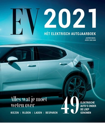 EV2021 -Het elektrisch autojaarboek 2 021 Engel, Jasper