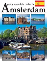 Amsterdam Stadsgids Spaanse Editie incl. -guia y mapa de la ciudad de Loo, Arthur van