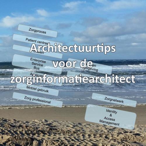 Architectuurtips voor de zorginformatiea Schat, Bob