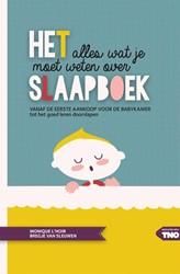 Het slaapboek -vanaf de eerste aankoop voor d e babykamer tot het goed leren L'Hoir, Monique
