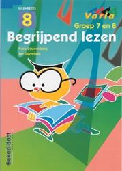 BEGRIJPEND LEZEN COUWENBERG, F.