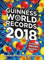 Guinness World Records 2018 -duizenden sensationele records Geen auteur
