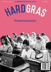 Hard gras -Vrouwennummer Hard Gras