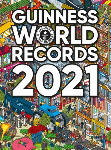 Guinness World Records 2021 -Duizenden duizelingwekkende re cords Guinness World Records Ltd