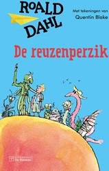 De reuzenperzik (kinderboekenweek 2018) Dahl, Roald