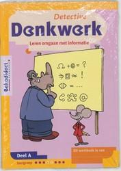 Detective Denkwerk A set 5 ex Goderie, P.