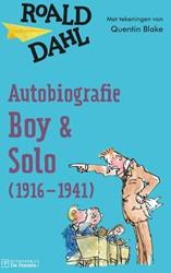 Autobiografie - Boy en Solo (1916 - 1941 Dahl, Roald
