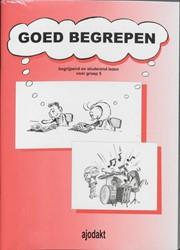 Ajodakt Goed begrepen set 5 ex -begrijpend en studerend lezen Mersbergen, Z. van