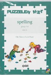 Ajodakt Puzzelen met spelling (5ex) Teefkens, O.