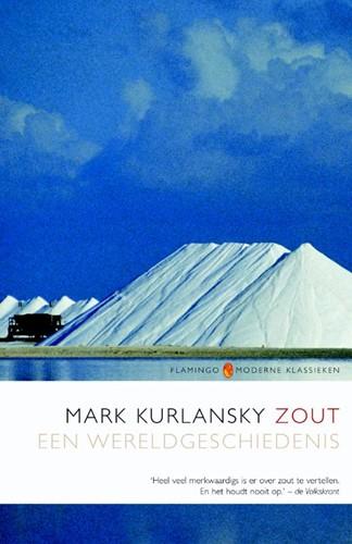 Zout -een wereldgeschiedenis Kurlansky, Mark