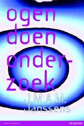 'Ogen' doen onderzoek -een inleiding in de methoden v an sociaal-wetenschappelijk on Janssens, J.M.A.M.