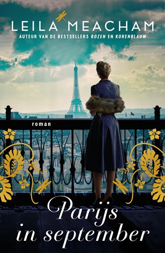 Parijs in september Meacham, Leila