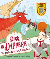 Dirk de Dappere en de Prinses van Aanste Starbuck, Marc