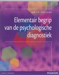 Elementair begrip van de psychologische -vaststelling en analyse van de vraag van de client en psych Laak, Jan ter