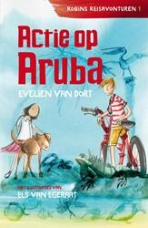 Actie op Aruba -Robins Reisavonturen - 1 Dort, Evelien van