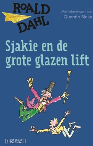 Sjakie en de grote glazen lift Dahl, Roald