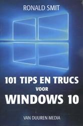 101 tips en trucs voor Windows 10 Smit, Ronald