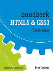 Handboek HTML & CSS Doolaard, Peter