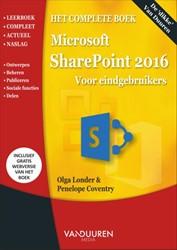 Het complete boek SharePoint 2016 Londer, Olga M.