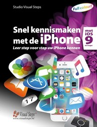 Snel kennismaken met de iPhone met iOS 9 Studio Visual Steps