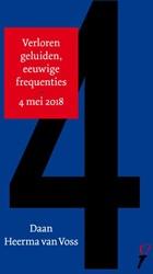 Daan Heerma van Voss - 4 mei-lezing / St -14.00u 9 kaarten 15.00 9 kaarten Heerma van Voss, Daan