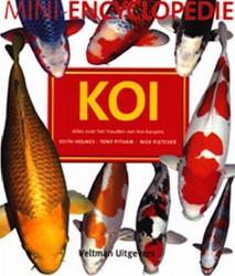 Mini-encyclopedie koi-karpers Holmes, K.