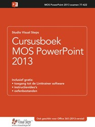 Cursusboek MOS PowerPoint Studio Visual Steps