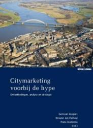 Citymarketing voorbij de hype -ontwikkelingen, analyse en str ategie HOSPERS, G.J.