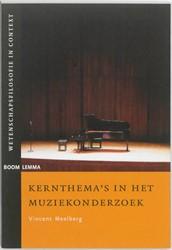 Wetenschapsfilosofie in context Kernthem Meelberg, Vincent