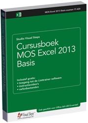 Cursusboek MOS Excel 2016 en 2013 -de meest praktische manier om het Microsoft Office Specialis Studio Visual Steps