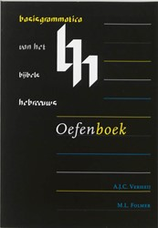 Basisgrammatica van het Bijbels Hebreeuw -incl. insteekvel met paradigma 's Verheij, A.J.C.