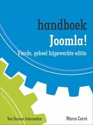 Handboek Joomla, 4e editie Corro, Marco