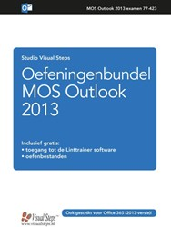 Oefeningenbundel MOS Outlook 2016 en 201 Studio Visual Steps