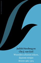 Brieven 1962-1974 -1962-1974 Herzberg, Judith