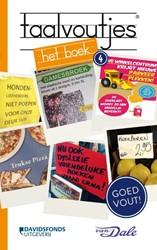 Taalvoutjes, het boek Hollebeek, Inger