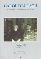 Carol Deutch -De Joodse vriend van James Ens or Steen, Etienne van den