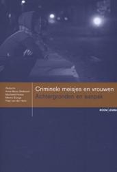 Boom studieboeken criminologie Criminele -achtergronden en aanpak