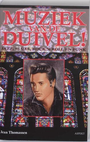 Muziek van de Duivel! -jazz, blues, rock 'n roll unk Thomassen, J.