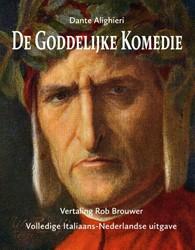 De Goddelijke Komedie -volledige Italiaanse tekst met Nederlandse vertaling Dante Alighieri