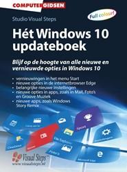 Het Windows 10 updateboek -blijf op de hoogte van alle ni euwe en vernieuwde opties in W Studio Visual Steps